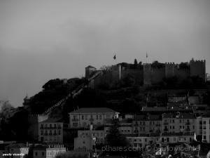 Paisagem Urbana/castelo   sao   jorge