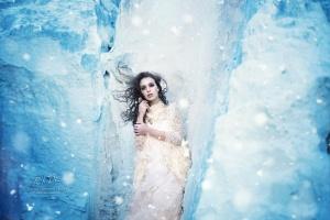 Retratos/The Snow Princess