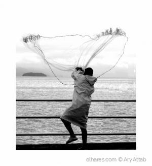 /O pescador, a Rede, a Esperança.