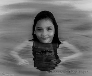 Retratos/Kaila B&W