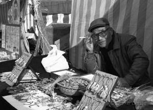 Gentes e Locais/O feirante simpático