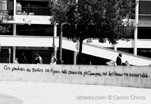Paisagem Urbana/Filosofia