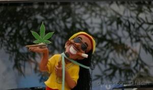 Gentes e Locais/o jamaicano rei Bob