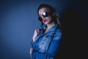 Retratos/denim