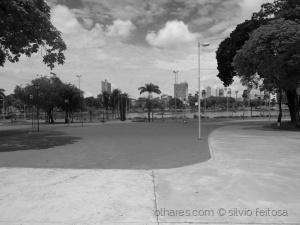 Paisagem Urbana/.Lagoa do Parque Solon de Lucena