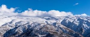 Paisagem Natural/Nas montanhas de neve