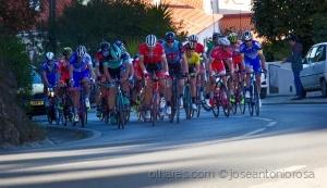 Desporto e Ação/Volta ao Algarve - Subida à Foia