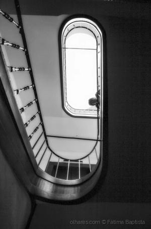 /A escadaria