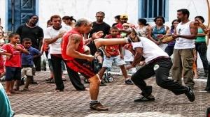 /A Capoeira -Brasil