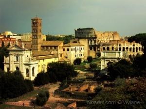 Paisagem Urbana/Panorâmica Roma