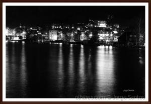 Paisagem Urbana/A noite na cidade