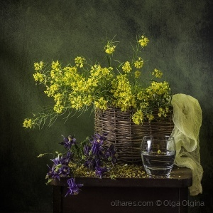 Outros/Still-life with flowers