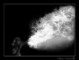 Espetáculos/Dragon Man