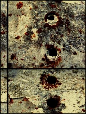 Abstrato/efeito oxidante...