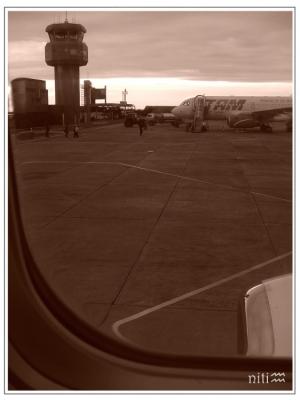 Paisagem Urbana/Medo de Avião