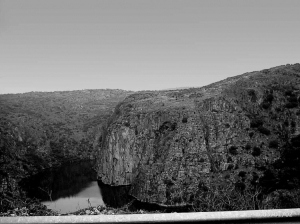 Paisagem Natural/paisagem do rio douro
