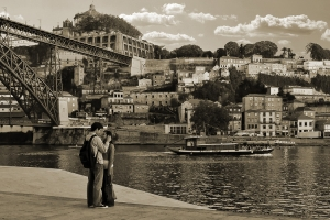 Gentes e Locais/Porto romântico