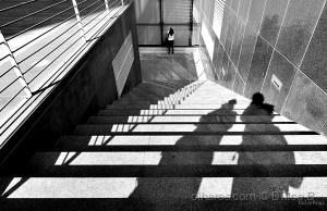 Paisagem Urbana/sombras e luz