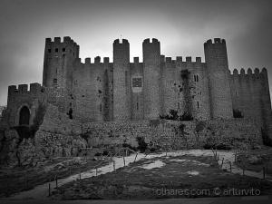 Paisagem Urbana/Castelo de Óbidos