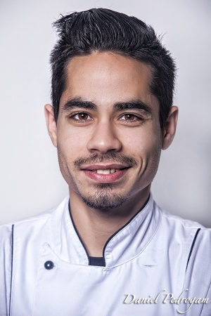 Retratos/Chef Nelson Jordão