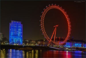 Paisagem Urbana/London Eye