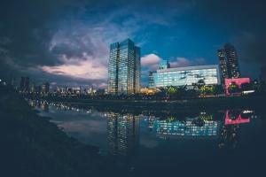 Paisagem Urbana/Sao Paulo -  Brasil