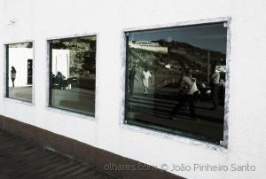 Paisagem Urbana/Reflexos de vidas!!