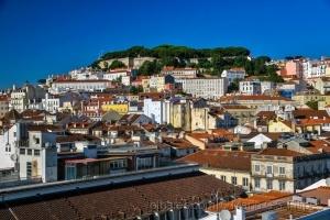 Paisagem Urbana/...a luz de Lisboa...em Agosto