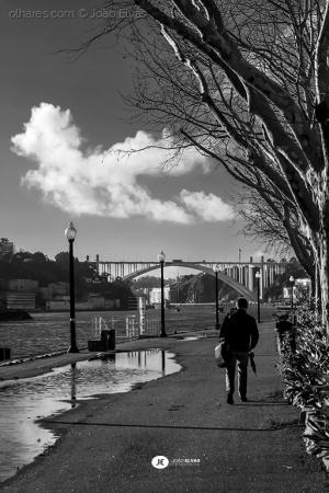 /A caminho da ponte