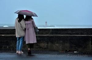 Gentes e Locais/Encantadas com o mar