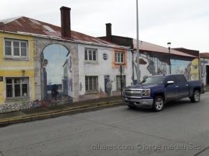 /Graffiti de Punta