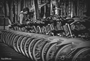 Paisagem Urbana/Ren´t a bike...