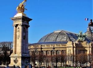 Paisagem Urbana/Inverno em Paris