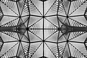 Paisagem Urbana/Caleidoscópio de Calatrava - brain game
