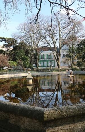 /Reflexos no Jardim do Príncipe Real