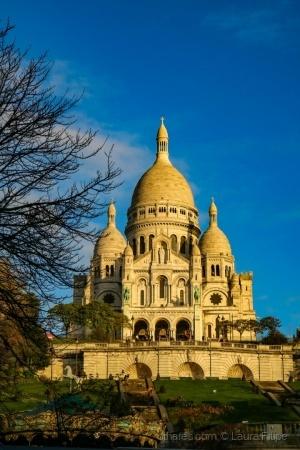 /O coração sagrado de Paris