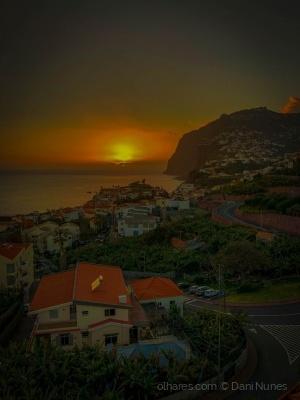 /Bedroom View (Câmara De Lobos - Ilha Da Madeira)