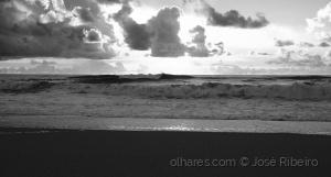 /Mar ao final da tarde