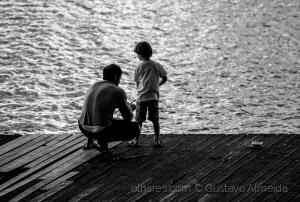 /Ensinamentos... (Desafio Temático - Dias dos Pais)