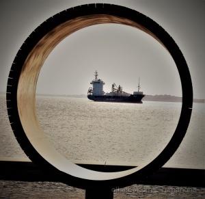 /roda do barco