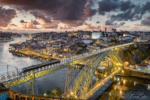 /Pôr do Sol no Douro