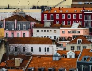 Paisagem Urbana/Cores de Lisboa