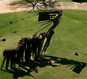 /Monumento aos Açorianos,POA,246 anos Pvf Ler