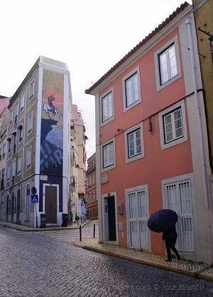 """Gentes e Locais/""""Rua de Lisboa..."""""""