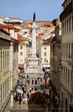 Paisagem Urbana/Bom dia, Lisboa.