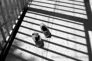 Abstrato/Meus sapatos (ler)