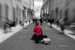 Outros/Música na rua.