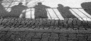 Abstrato/As sombras da gente