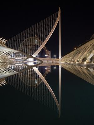 Paisagem Urbana/Dupla lira de Calatrava