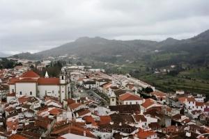 Paisagem Urbana/Castelo de Vide